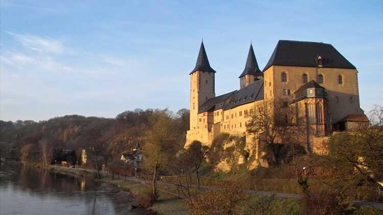 Schloss Rochlitz - Schloss