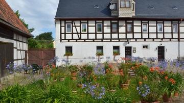 Ferienhof und Bauerncafe Hahn - Foto: privat