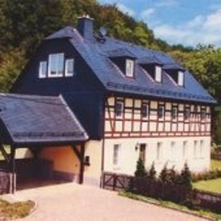 Ferienhaus Zur alten Schneiderei - Ferienhaus Zur alten Schneiderei
