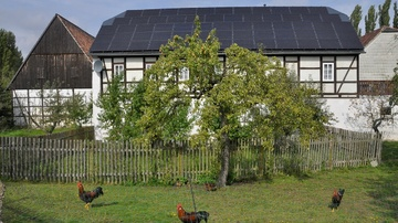 Ferienhof Hahn - Foto: privat