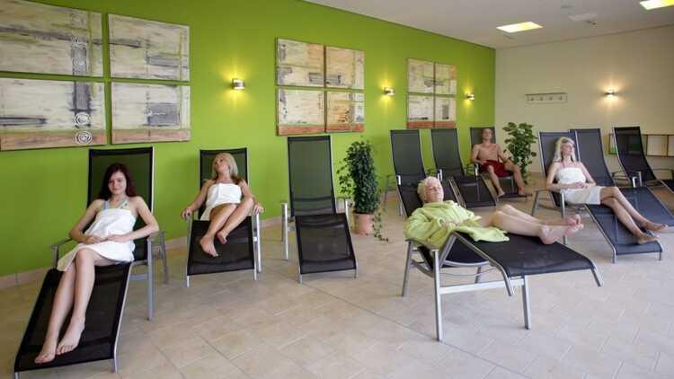 Saunalandschaft - Sportzentrum am Taurastein