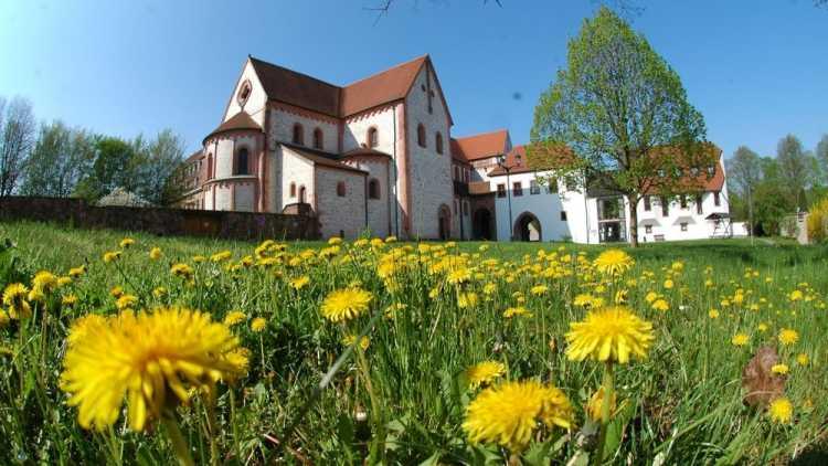 Basilika und Kloster Wechselburg - Foto: Jürgen Roß
