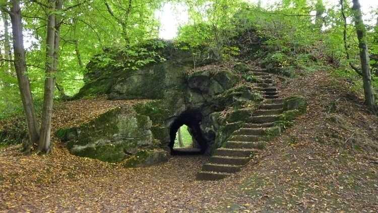 Heinrich-Heine-Park Lunzenau - HVV