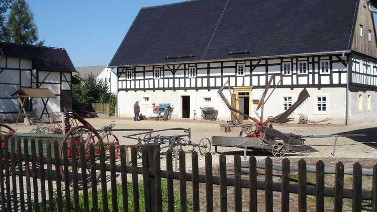 Bauernmuseum Schwarzbach - Foto: HVV