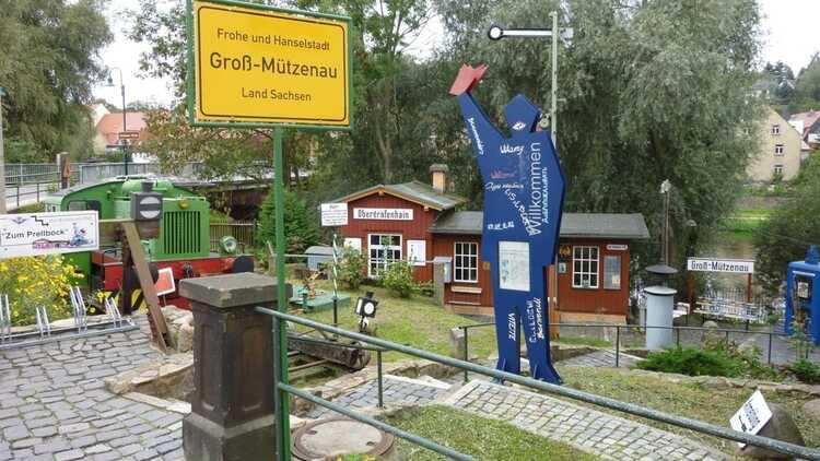 Eisenbahnmuseum Lunzenau - Foto: HVV