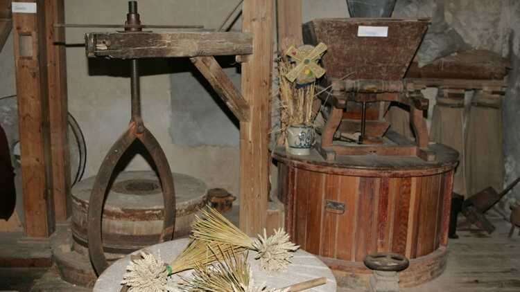 Lang-Mühle Wiederau - Lang-Mühle