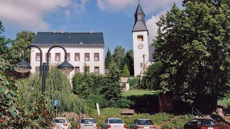 St.Moritzkirche Taura - Gemeinde Taura