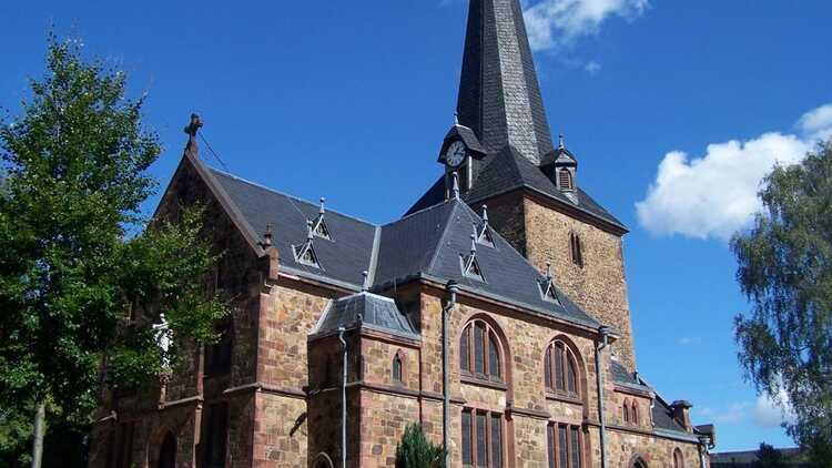 Dorfkirche Schwarzbach - HVV