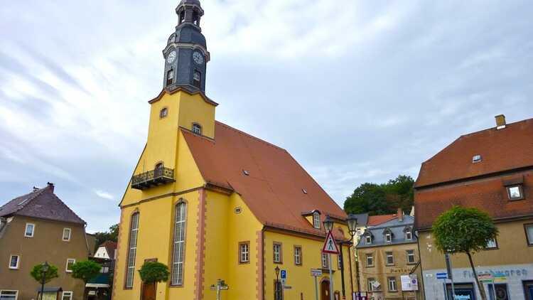 Stadtkirche Lunzenau - HVV