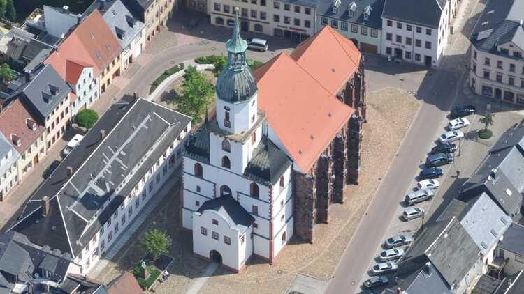 Kirchen Rochlitz - P. Georg Roß (1), HVV (2)