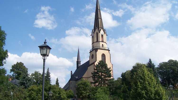 Stadtkirche Burgstädt - HVV