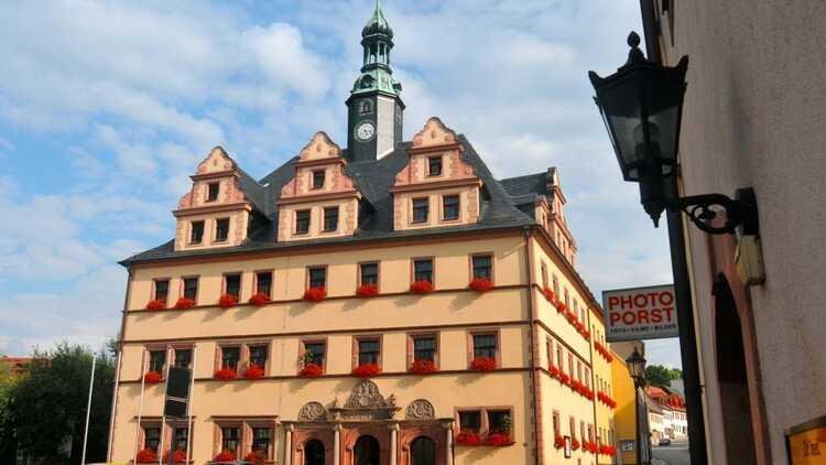 Rathaus Penig - Matthias Lippmann
