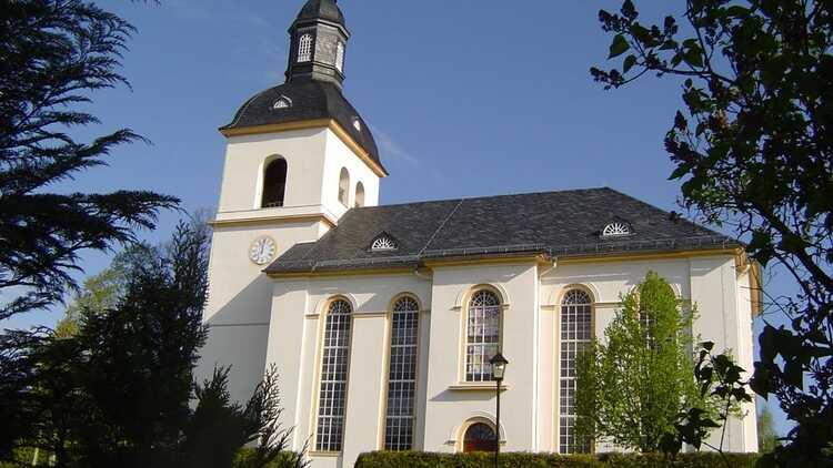 Kirche Zettlitz - Foto: Stadt Rochlitz