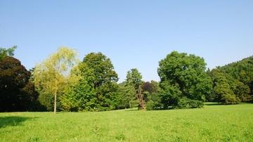 Schlosspark Wechselburg - Foto: Jürgen Roß