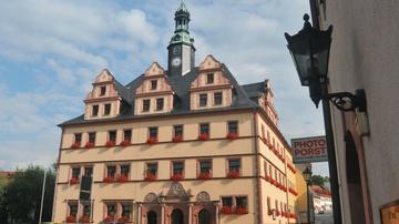 Rathaus Penig - Foto: Matthias Lippmann