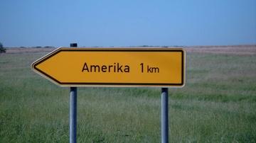 Wegweiser nach Amerika - Foto: HVV