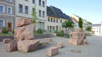 Märchenbrunnen - Foto: HVV