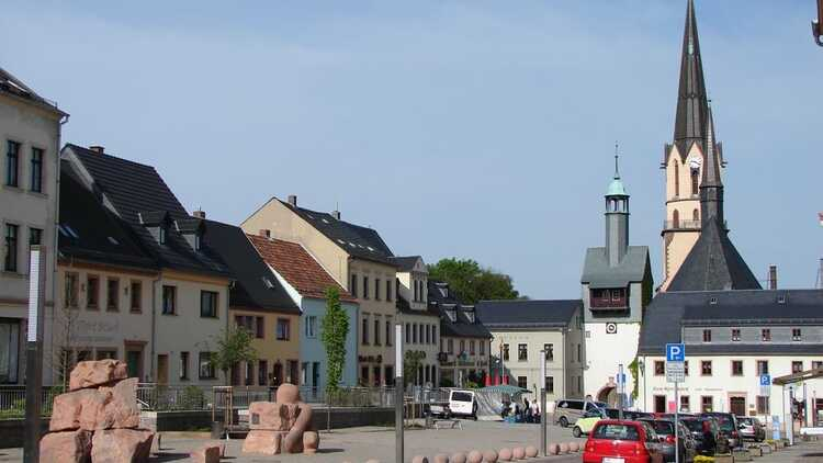 Burgstädt - Foto: Stadt Burgstädt