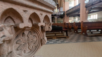 Erlebnistour Seelitz - St. Petrikirche Rochlitz - Foto: Bianka Behrami
