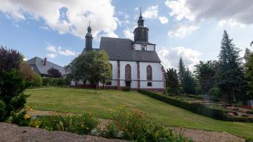 Erlebnistour Seelitz - St. Annenkirche Seelitz - Foto: Bianka Behrami