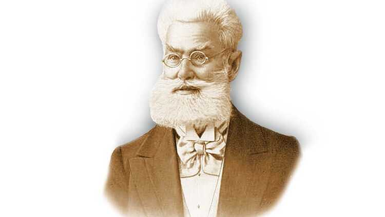 Friedrich Eduard Bilz - Archiv Sinalco
