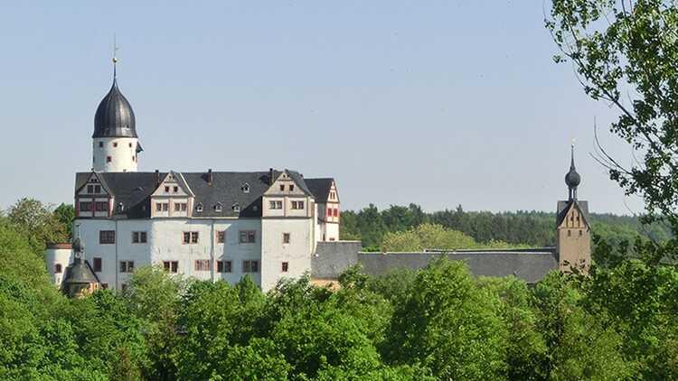 Schloss Rochsburg - Gotthard Ladegast
