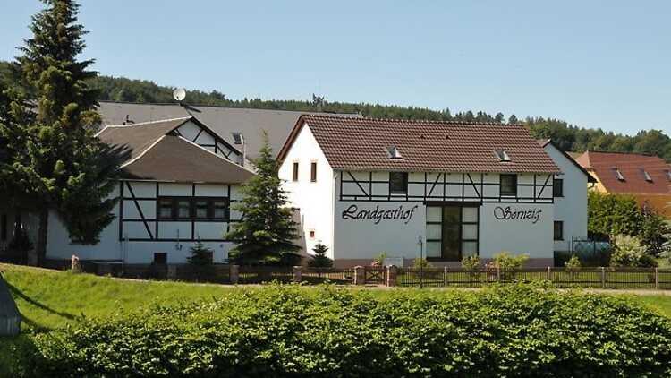 Landgasthof Sörnzig - P. Georg Roß