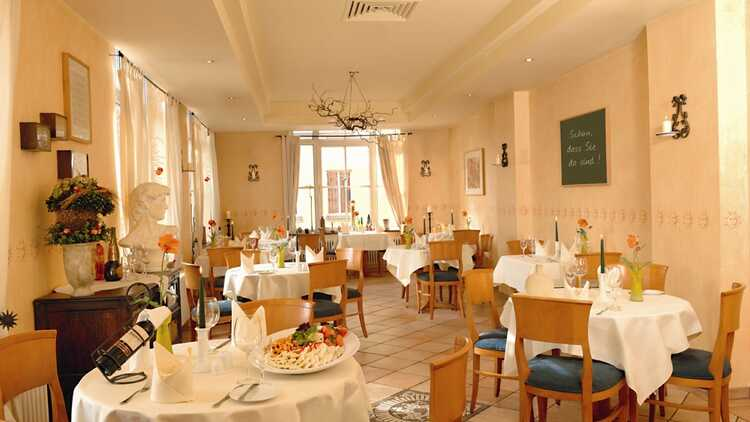 "Restaurant """"Cantuccini"""" - Center Hotel Alte Spinnerei"