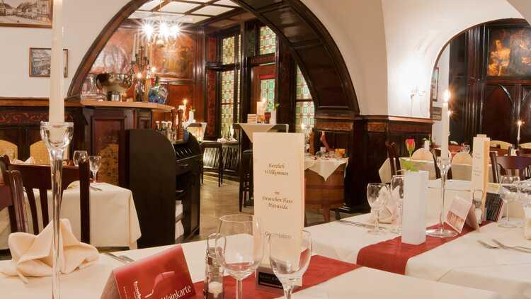 """Gewölberestaurant """"TafelSPIZZ"""" - Foto: travdo Hotel & Resorts GmbH"""