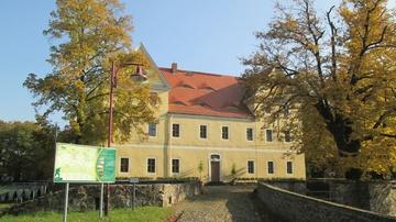Geoportal Herrenhaus Röcknitz - Foto: Archiv Geopark Porphyrland. Steinreich in Sachsen e.V.