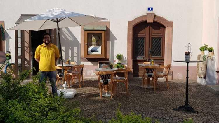 Café Vila Hermes - Foto: privat
