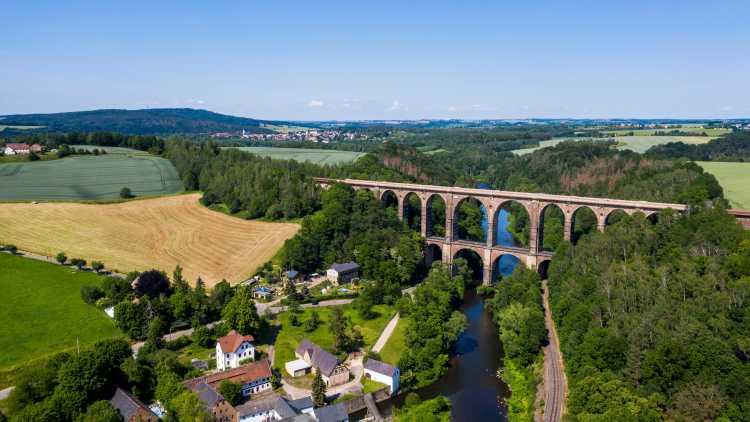 Göhrener Viadukt - Foto: BUR-Werbung
