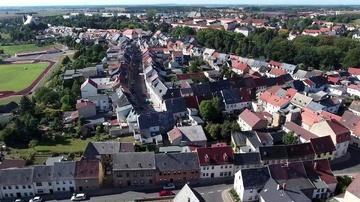 Blick über Geithain - Foto: Johannes Möller
