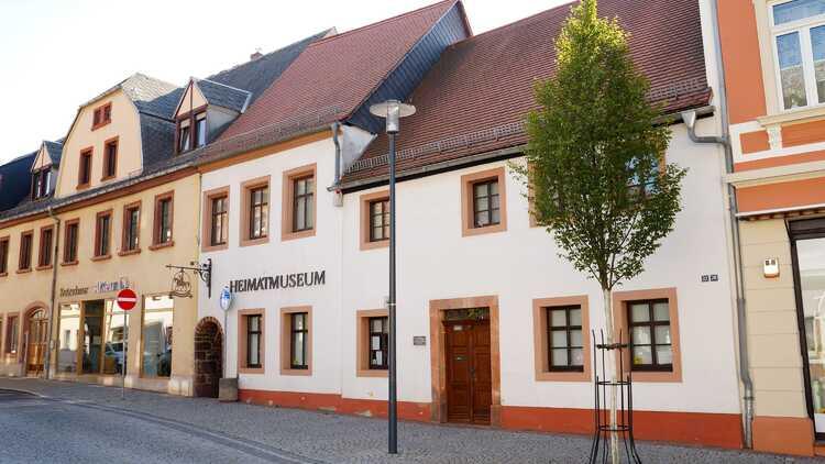 Heimatmuseum Geithain - Foto: Andreas Rätsch
