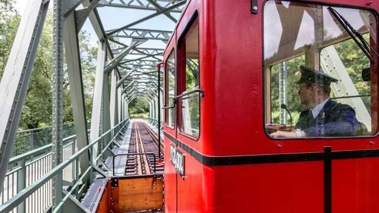 Museumsbahnhof Markersdorf-Taura - Foto: BUR-Werbung