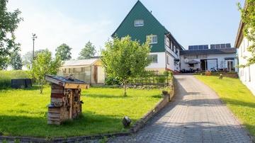 Feriewohnung am Kugelbaum - Foto: Ilka Otto